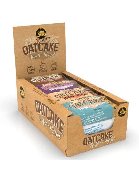 OATCAKE Bar Just Oats 12x80 gr