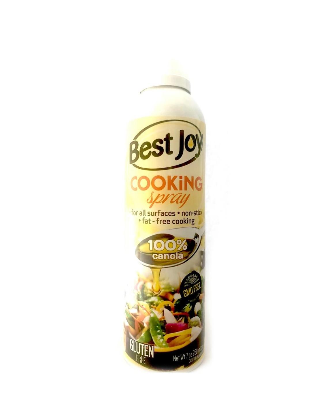 Cooking Spray 100% Olio Di Canola 100 ml