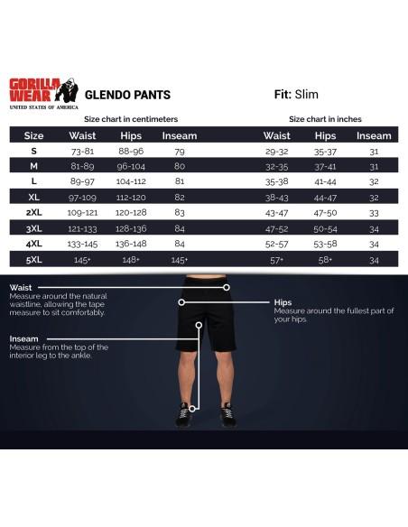 Glendo Pants