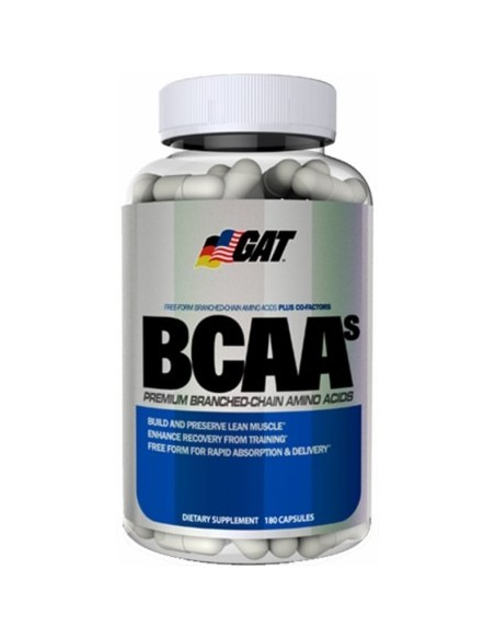 BCAAs 180 Caps