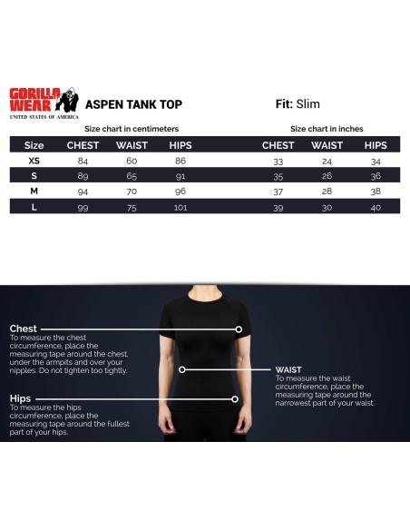 Aspen Tank top