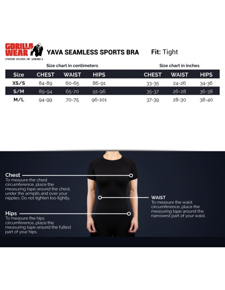 Yava Seamless Sports Bra