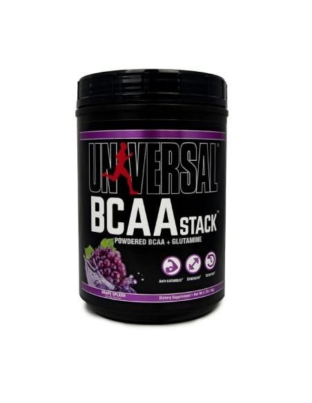 UNIVERSAL BCAA STACK 250