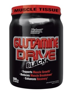 Glutamine Drive Black 1 kg