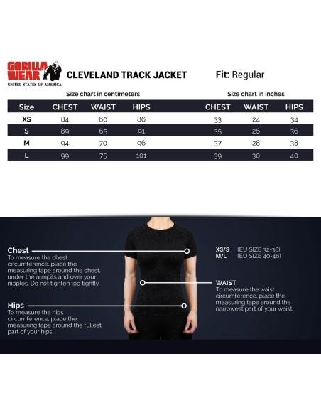Cleveland Track Jacket