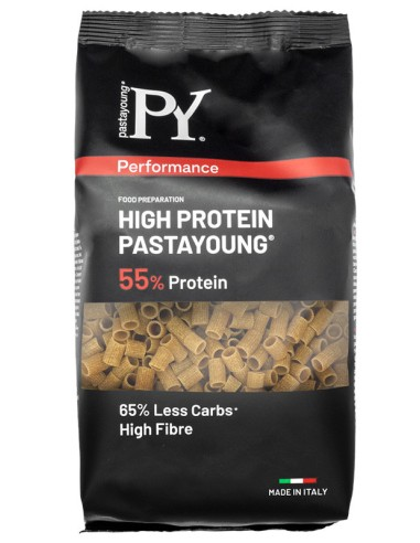 High Protein Tubetti Rigati 250 gr
