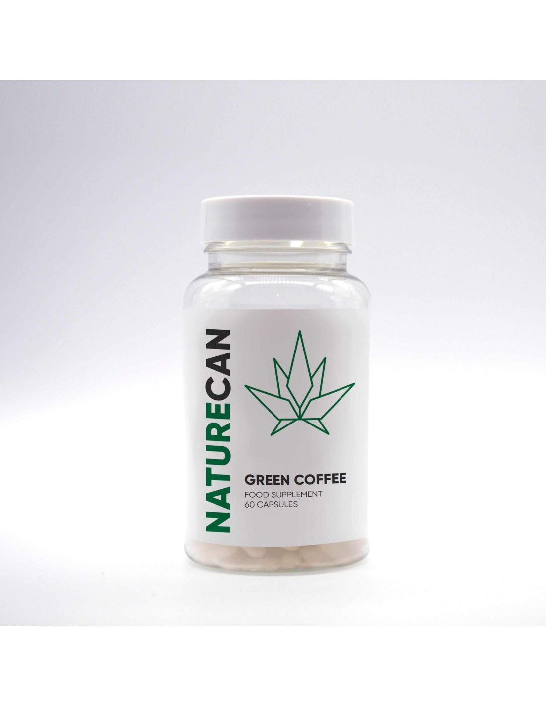 GREEN COFFEE EXTRACT 60 Capsules