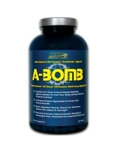 A-Bomb 224 Tablets