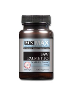 Saw Palmetto 160 mg 60 SoftGels