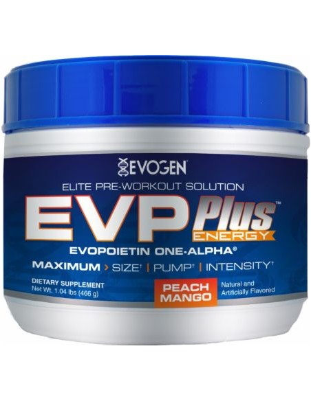 EVP Pre - Workout Supplement [CLONE]