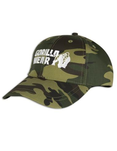 GW CAMOUFLAGE CAP - CAMO - OS
