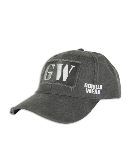 GW WASHED CAP Grey OS