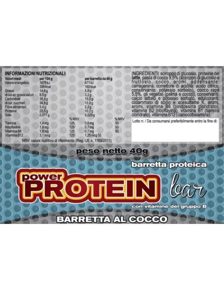 Titan Protein BAR 30x40 g