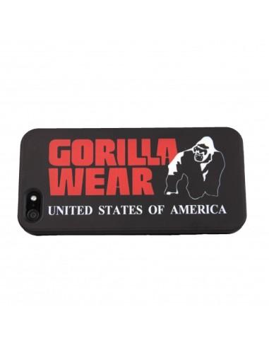 Gorilla Wear IPHONE 5/5S case Black