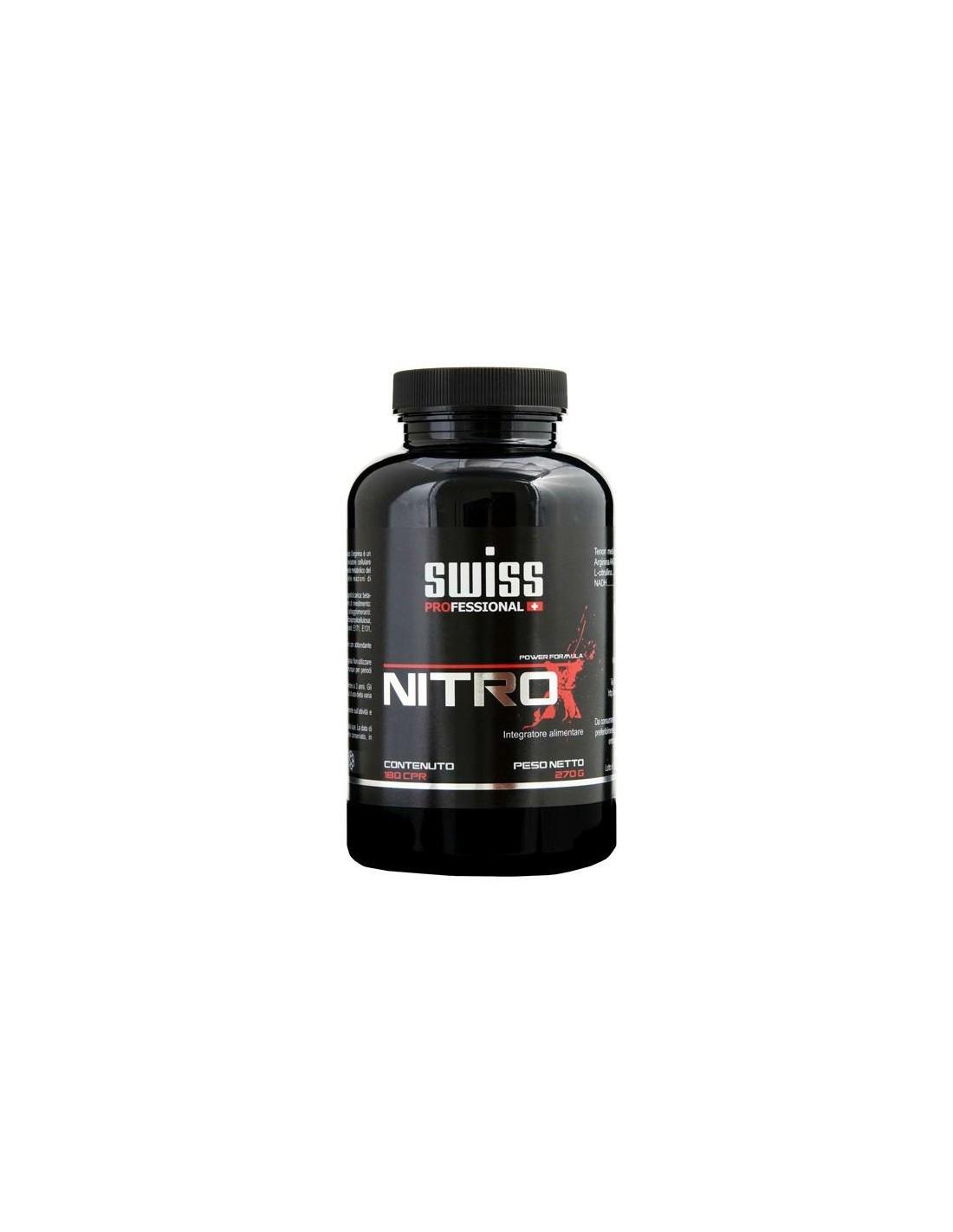Nitro X 180 tbs
