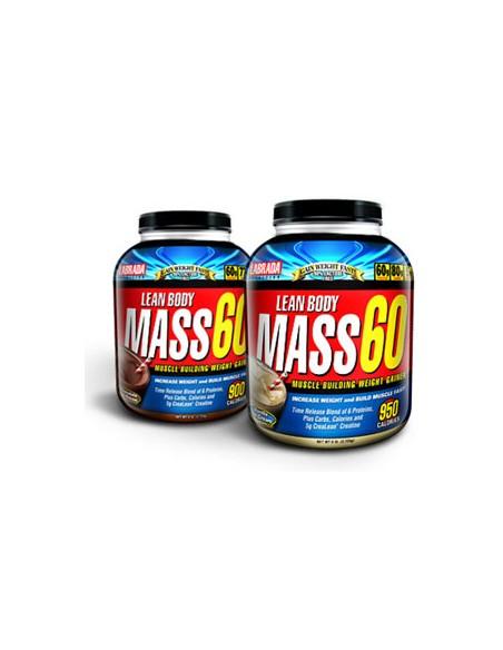 Lean Body Mass 60 6 lb
