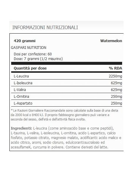 Aminolast 420 gr