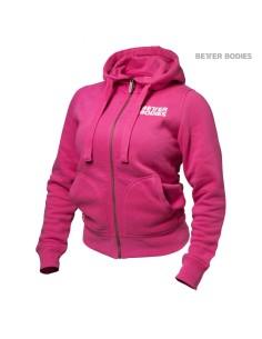 felpe Better Bodies GRAPHIC HOODIE GREYMELANGE MEDIUM > maglie Fitness & Laufbekleidung