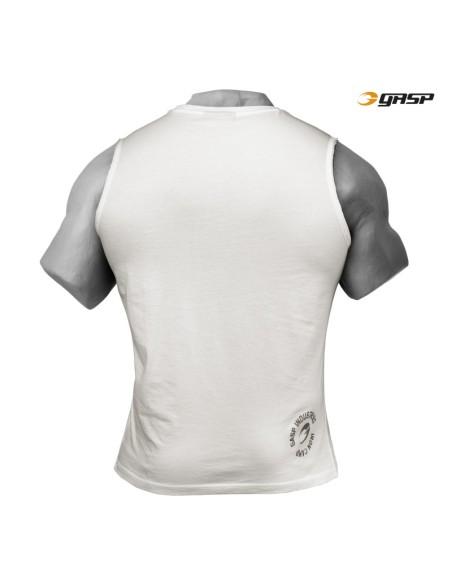 Throwback sleeveless