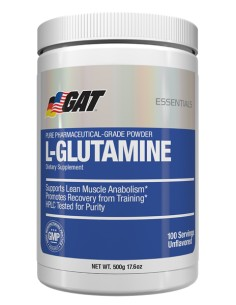 GAT L-GLUTAMMINA 500GR