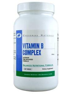 Vitamin B Complex 100 tavolette