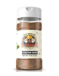 FG ITALIAN ZEST SEASONING 113GR