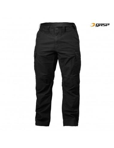 Rough cargo pants