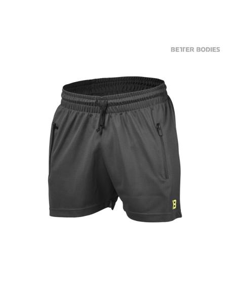 BB mesh shorts