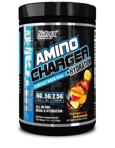 NUTREX AMINO CHARGER + HYDRATATION MANGO 399GR