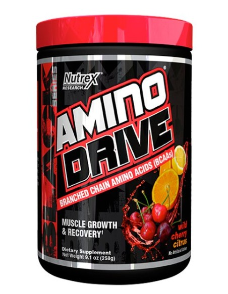 NUTREX AMINO DRIVE  258GR