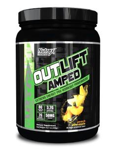 NUTREX OUTLIFT AMPED  444 GR