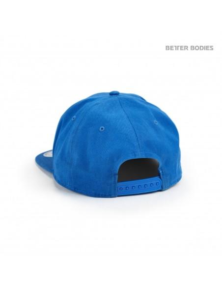 Twill flat bill cap