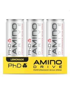 PHD AMINO DRIVE CAN 12X330ML