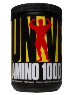 UL AMINO 1000 500 CAPSULES