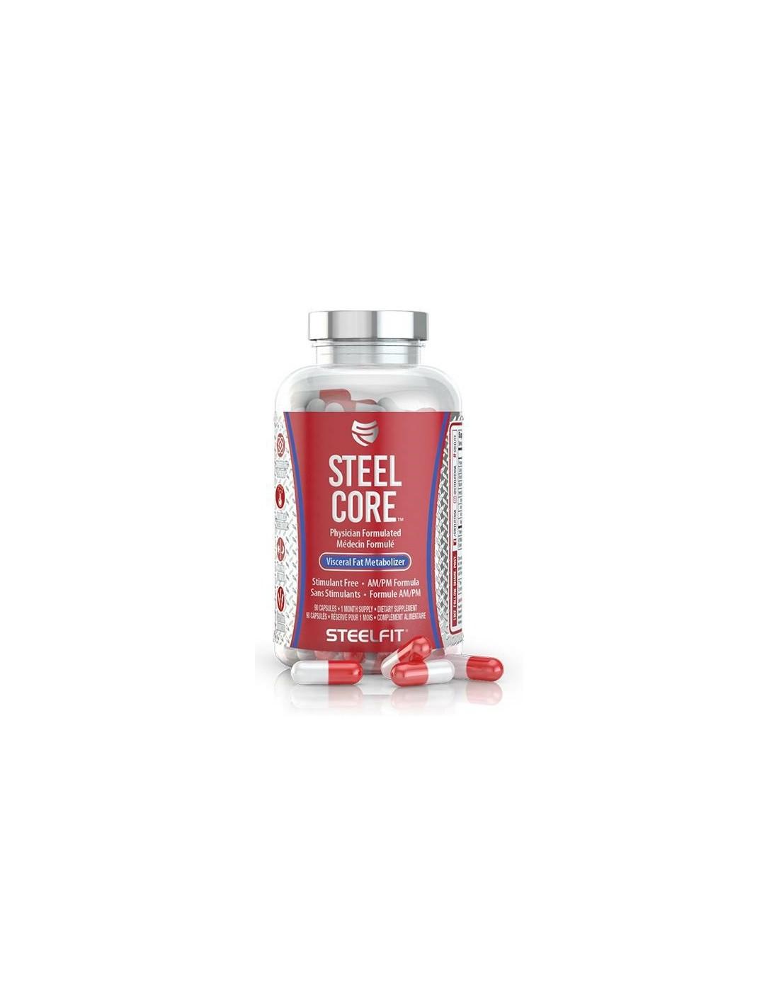 Steel Core 90 capsule
