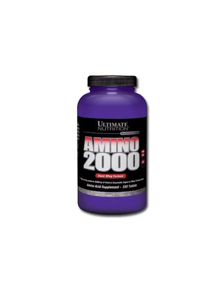 Super Whey Amino 2000 330 Tabs