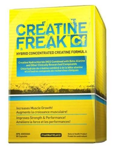 PF CREATINE FREAK 90TABS INT