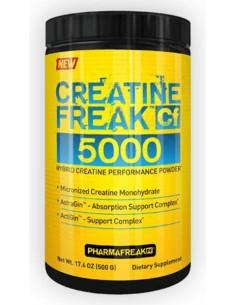 CREATINE FREAK 5000 500 gr USA