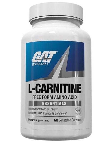 L-Carnitine 60 cps