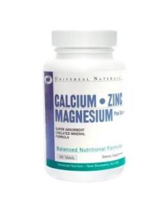 Calcium Zinc Magnesium 100 cps