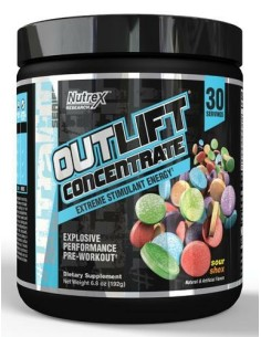 OUTLIFT CONCENTRATE 192 GR