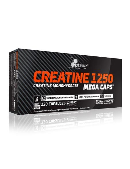 Creatine Mega Caps 1250 120 cps