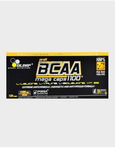 BCAA Mega Caps 120 cps