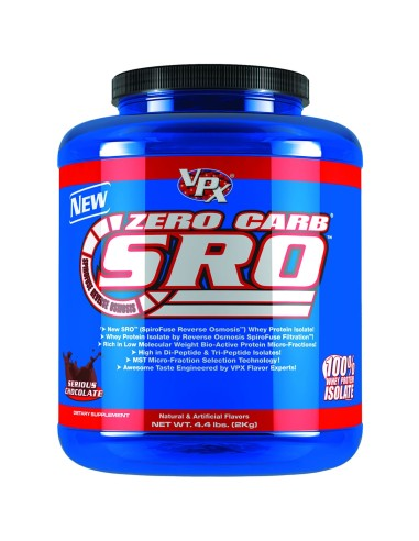 VPX Zero Carb Protein 908 gr