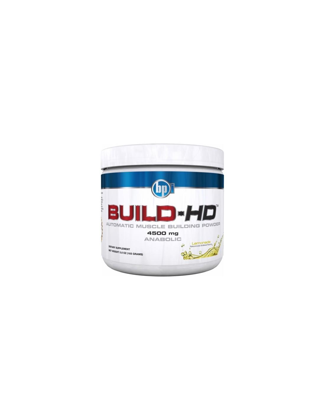 BUILD HD 165 gr
