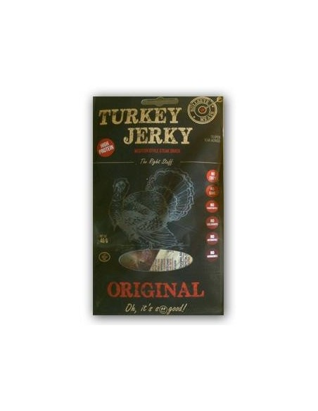 TURKEY JERKEY 12x40g ORIGINAL