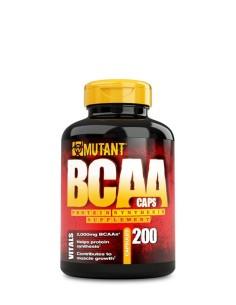 Mutant Bcaa Caps 200 cps