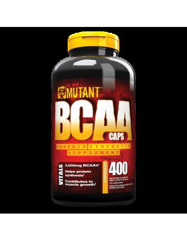 MUTANT BCAA 400 CAPS