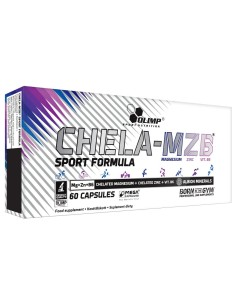 Chela MZB Sport Formula 60 cps