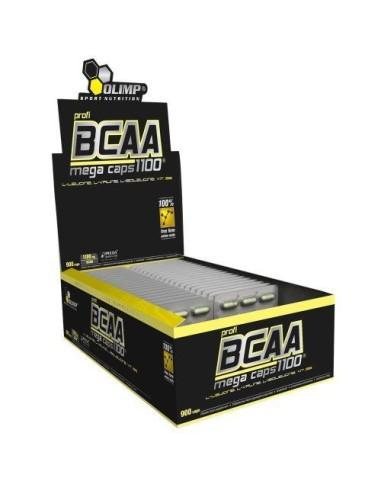 BCAA Mega Caps Blister Box 30x30 caps